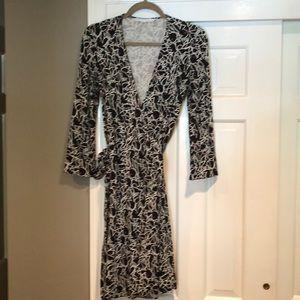 Diane von Furstenberg wrap-dress